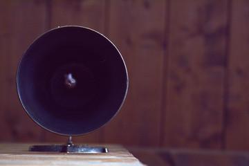 La campana vista da sotto