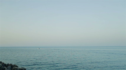 Wonderful recreation at the seaside.