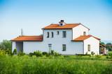 Casa di campagna, Fattoria, paesaggio Toscana