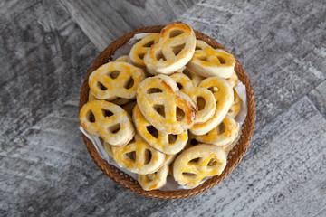 Sweet Homemade Pretzels