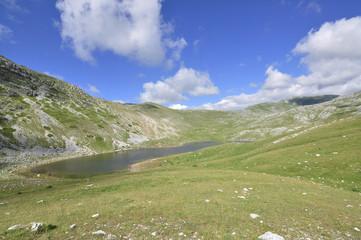 Lago della Duchessa, Monti della Duchessa, Rieti, Lazio, Italia