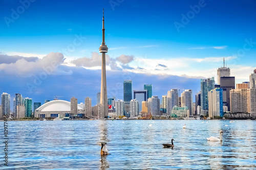 Fotobehang Toronto Toronto city, Canada