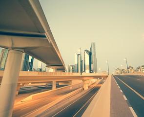 street in Dubai