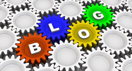 Блог (BLOG). Слово на шестерёнках