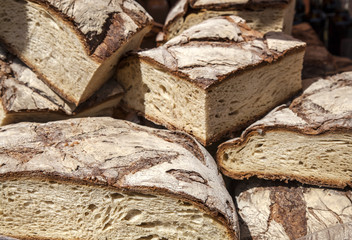 Bread typical of the Puglia