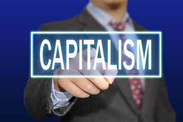 Capitalism Concept