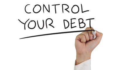 Control Your Debt
