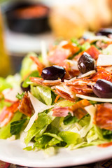 Italian Chopped Salad