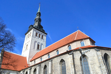 St. Nicholas Church, Tallinn.