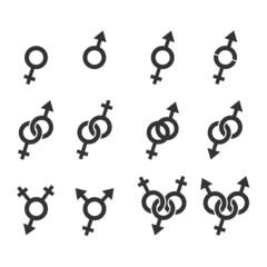 sex symbol icon