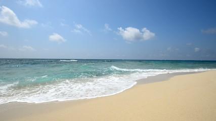 南国の美しいビーチ