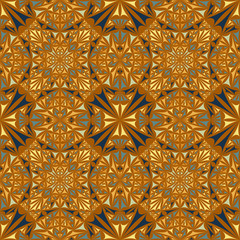 Repeating curved triangle pattern wallpaper