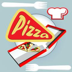 pizza-scritta