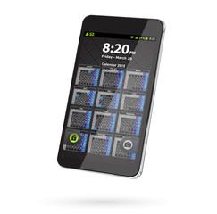 Modern digital phone