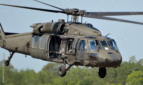 obraz lub plakat UH-60 Blackhawk Helikopter