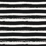 Hand Drawn Striped Seamless Pattern - 83039225