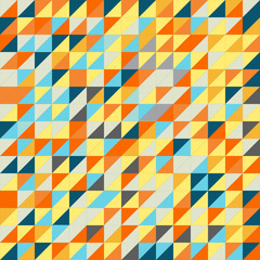Vector background. Geometric abstract texture