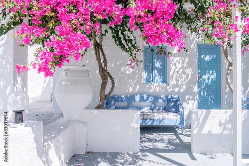 Fototapety, obrazy : Santorini