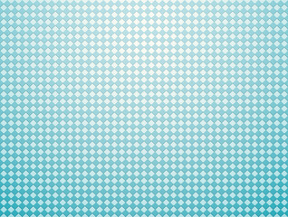 Tiles checkered blue background with vignette