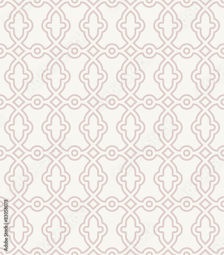 Geometric Seamless Vector Pattern - 83058075