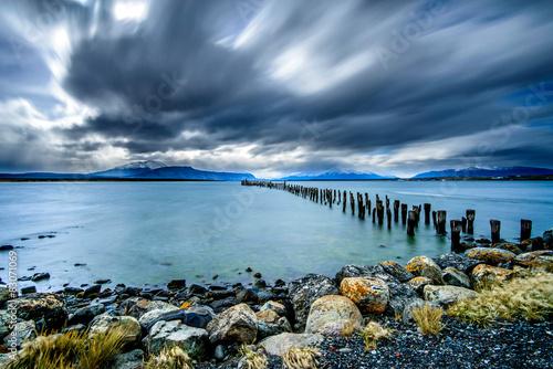 Ponton de Puerto Natales