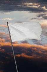 White flag war
