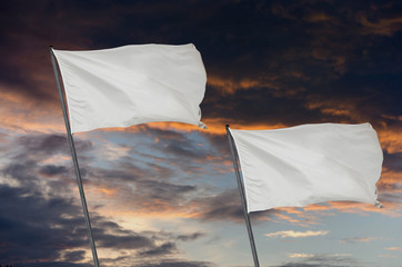 White flags war