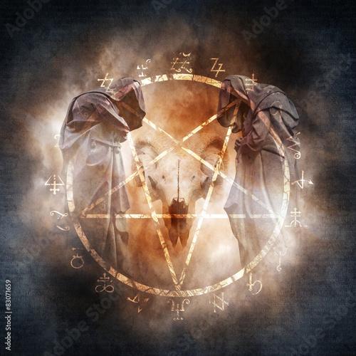 Plakát Black Magic Ritual