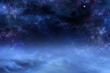 nightly sky, space background