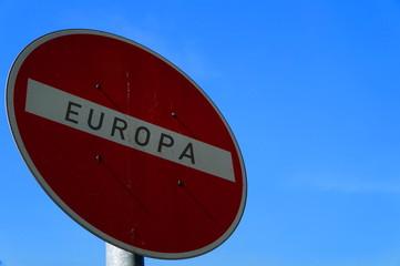 Illegale Einwanderung Europa