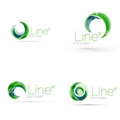 Swirl company logo design
