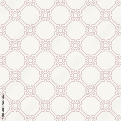 Geometric Seamless Vector Pattern - 83076202