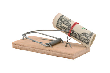 ..mousetrap with one dollar