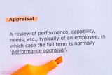 appraisal poster