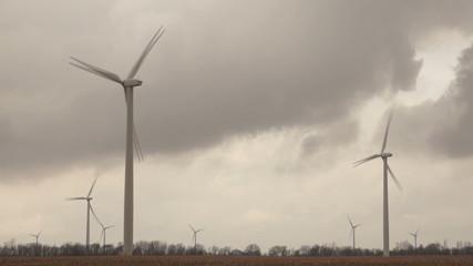 Clean Green Energy Wind Turbines Alternative Power