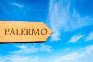 Destination PALERMO, ITALY
