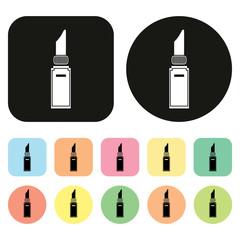lipstick. lipstick icon