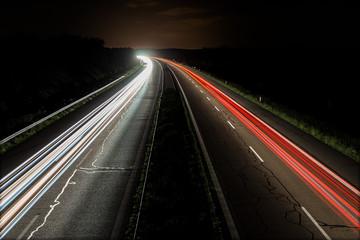 Autobahn - Spuren des Lichts 1