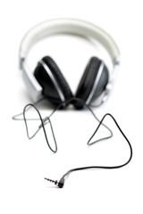 Headphones with wire