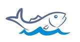 Fototapety Fish logo
