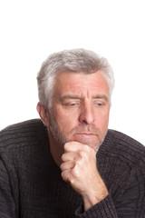 male elderly older depression