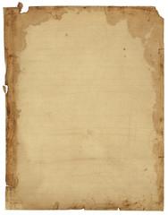 古いノートのテクスチャ背景