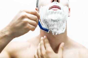 cut the beard