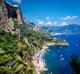 Amalfi Coast. Italy