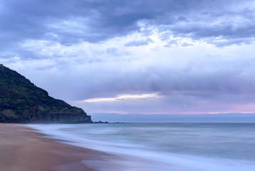 Soft Beach Sunrise