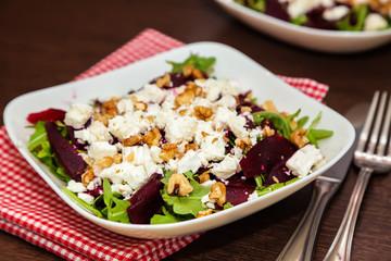 health-giving beet salad