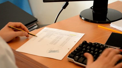 Business Data Entry