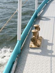 Ship's rigging, duck