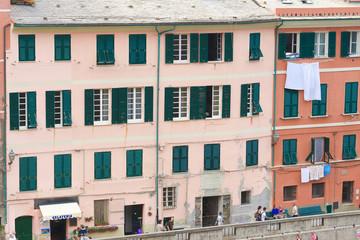 paese delle cinque terre liguria italia