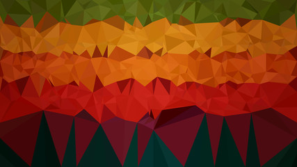 Low poly texture vector
